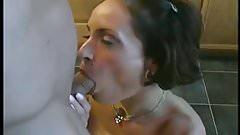 closeup creampie