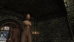 Perils of escaped Skyrim slavegirl 18