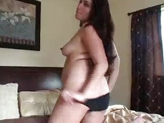 Pregnant Mariah is ready give me a blow job!