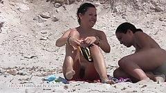 Voyeur Lesbian Beach 4