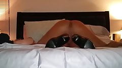 wife moaning loud orgasm