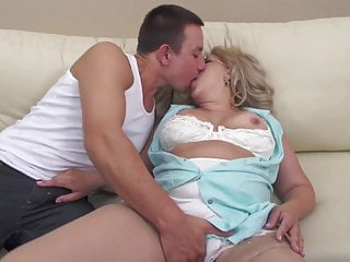 Hairy mother cunt - Taboo sex with mature hairy mother and son