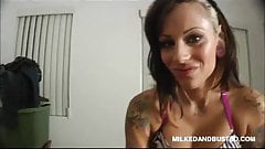 Busty milfexposes the short cummings of cocks