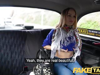 Fake Taxi Revenge taxi fuck for stunning sexy minx