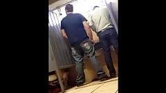 spycam in a public restroom