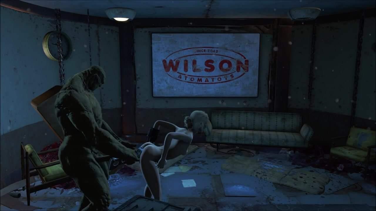 Fallout 4 katsu and sheffield - 3 2