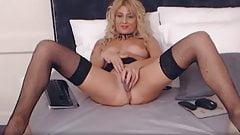 Delightful Lisa eroticanal