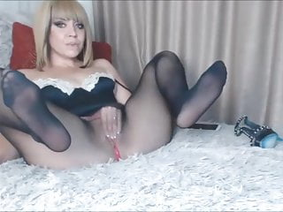 Have pantyhose feet in pussy tell