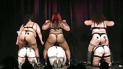 SSBBW Burlesque show