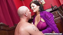 Jasmine Black gets Johnny XL up to enjoy big dick pounding's Thumb