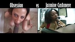Obsession vs Jazmine Cashmere