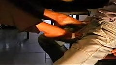 german shoejob on  bar