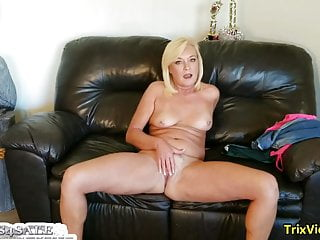 Mommy's JOI Skype Call with Her Son