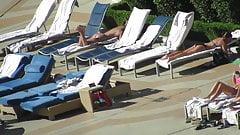 Las Vegas Pool Voyeur - Las Ve
