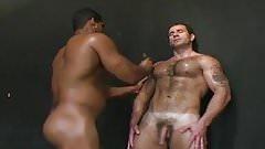 Gay hunks ass banging