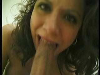 Busty Gina Ryder blowjob
