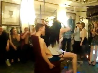 british stripper at 18th birthday party