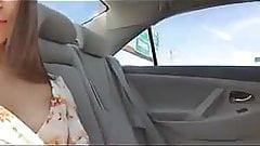 Naked in uber