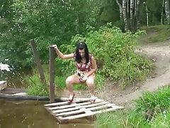 River piss