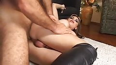 Amazing sex with transie