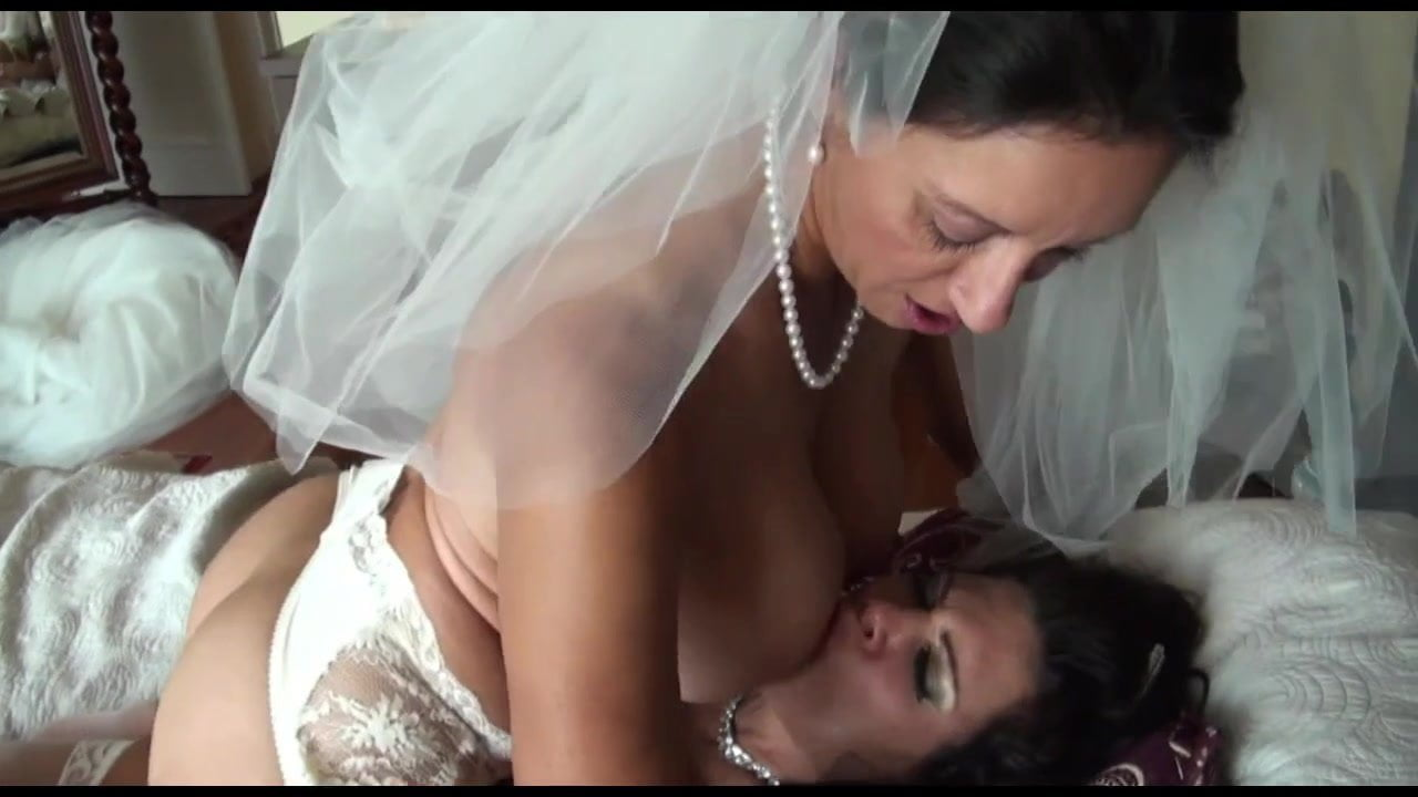 Pm - Lesbian Bride And Bridesmaid By Kr, Porn Bf Xhamster-6589