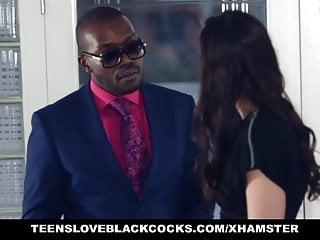TeensLoveBlackCocks - Sexy Escort Casey Calvert Fucks BBC