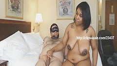 Nude Interview With Ebony BBW Marley