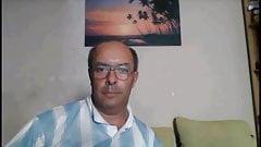 argentinian daddy horny on cam