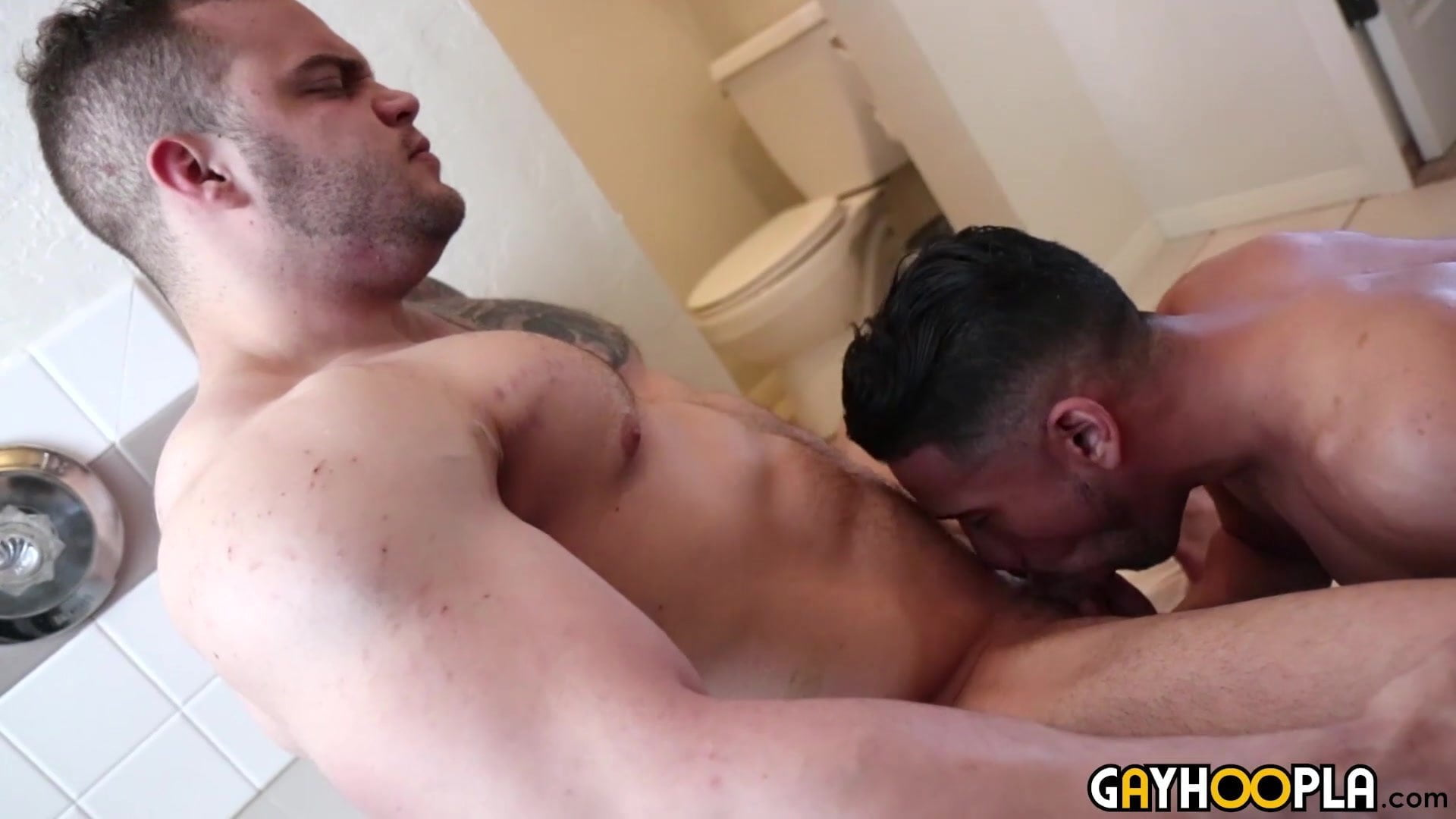 Physique Builder Buck Will get Butt Fucked By Latino Stud
