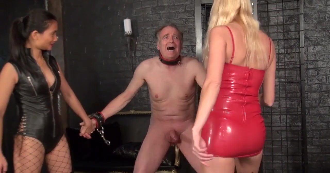 Ari the ballbusting slave - 1 part 8