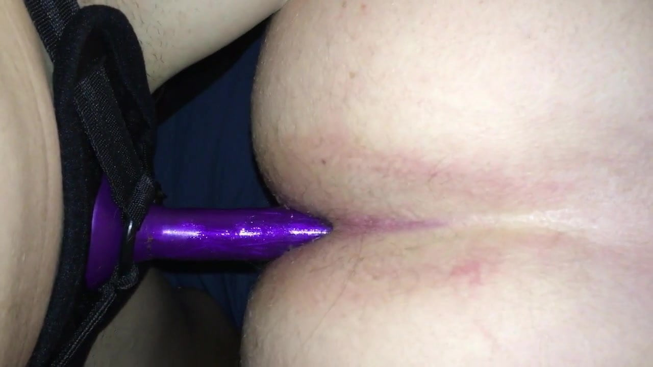 Wife Pegging First Time