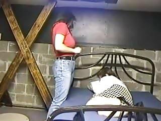 Amateur Mistress punish her sissy slut 01