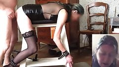 Bondage and big dildos pt 2 of 5