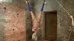 blonde upsidedown 1