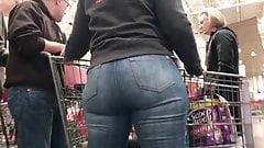 Your wife has a nice ass, sir.