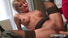 LETSGODIRTY.COM - German Milf