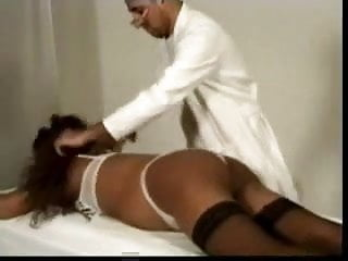 Literotica doctor anal - White doctor gives an anal crempie to his black pregnant