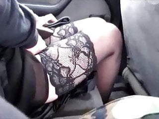 wives playing in taxi cabs 6