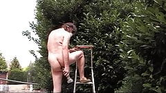 amateur boy slave outdoors anal fisting outdoors toy bdsm 22