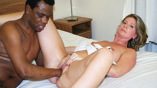 Interracial fisting