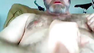 Daddy bear wanking 28118
