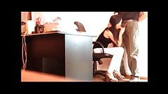 Sucking Boss Work Office Cum Swallow