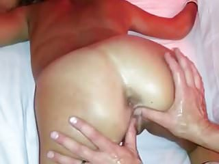 Anal with cumshot