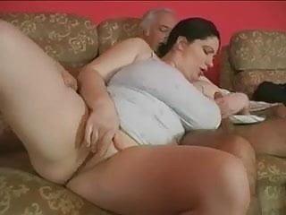 Plump Wife Fucking Grandpa by snahbrandy