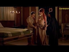 Kerry Condon Nude Scene In Rome Series ScandalPlanet.Com