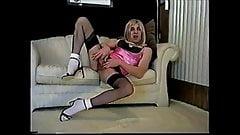 Carol C. Cums Hard in Hot Pink Full Scene