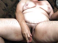 BBW Masturbation for you