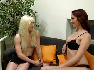 Young German First Time Lesbians