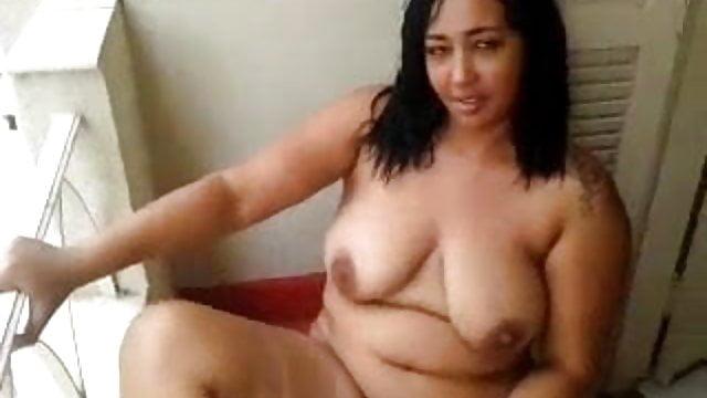 Hot Blonde Webcam Strip