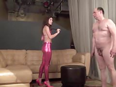 Squirming slave